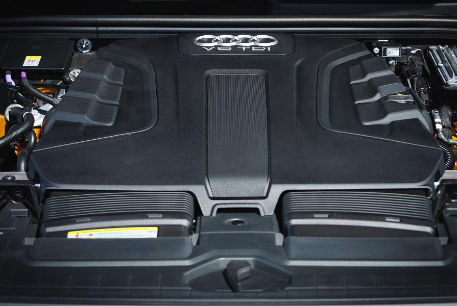 2022 Audi Q8 Engine