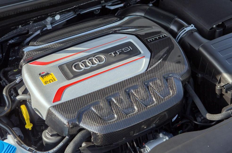 2022 Audi S3 Engine