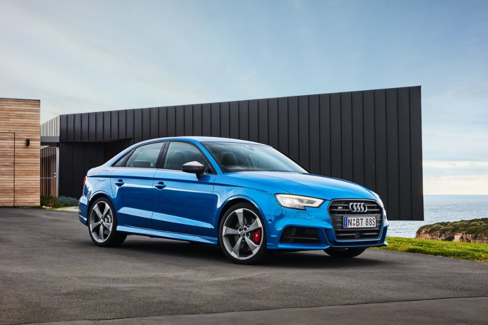 2022 Audi S3 Exterior