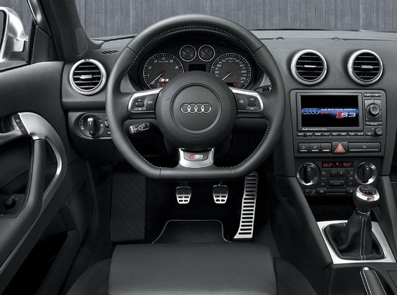 2022 Audi S3 Interior