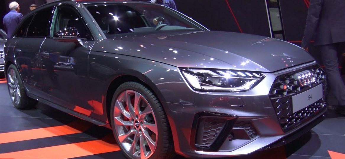 2022 Audi S4 Exterior