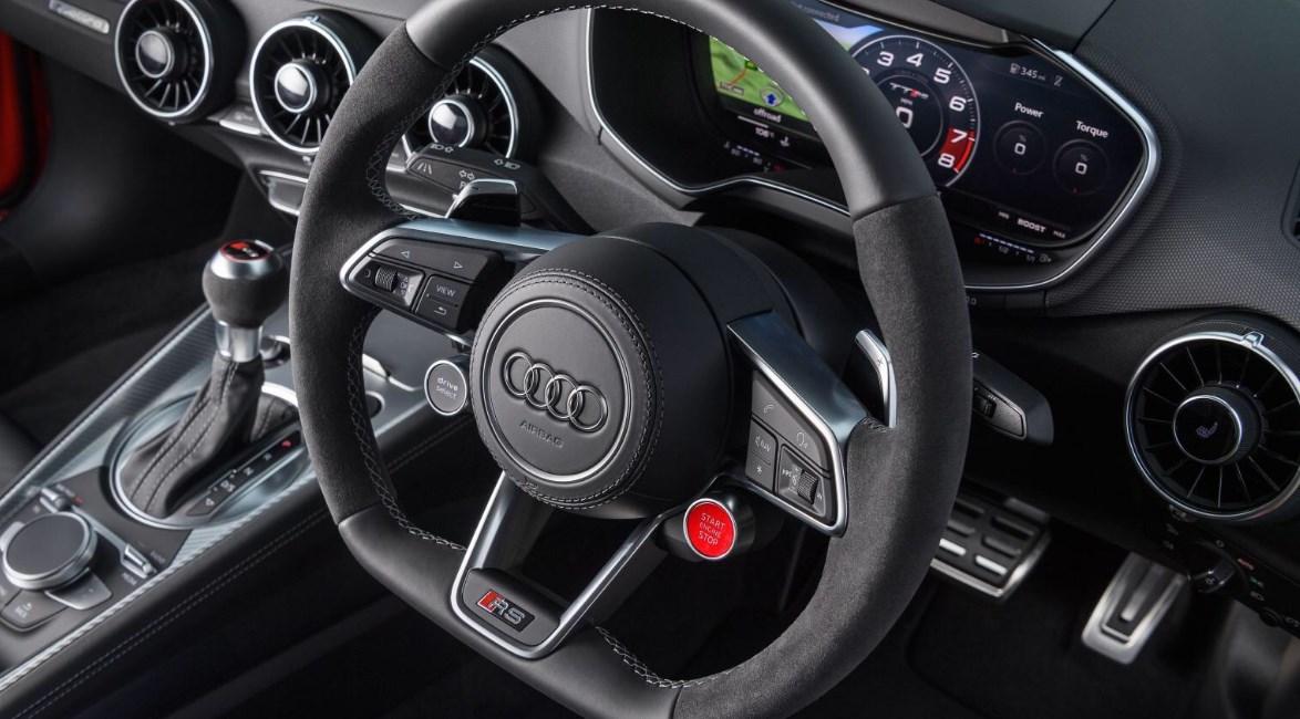 2022 Audi TT Interior