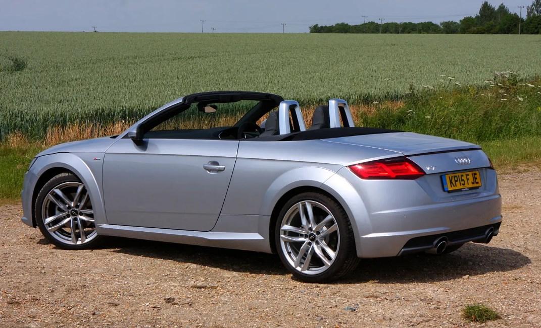 2022 Audi TT Exterior