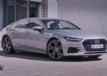 2022 Audi A7 Exterior
