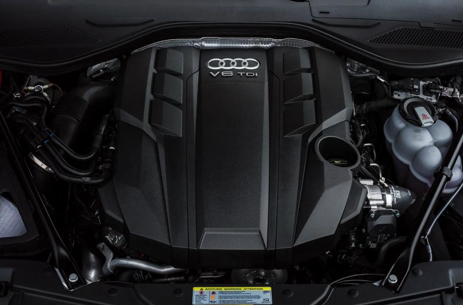 2022 Audi A8 Engine