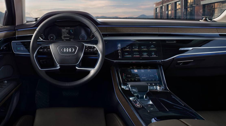 2022 Audi A8 Interior