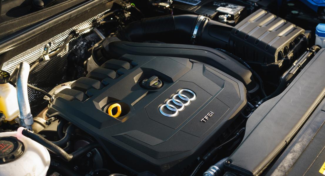2022 Audi Q3 Engine