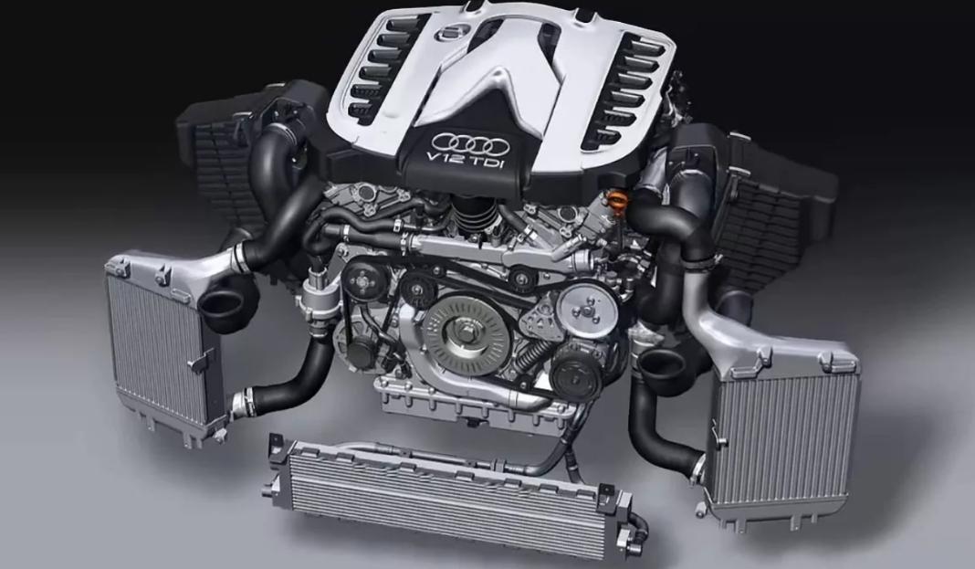 2022 Audi Q7 Engine