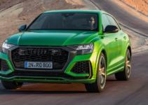 2022 Audi Q8 Exterior