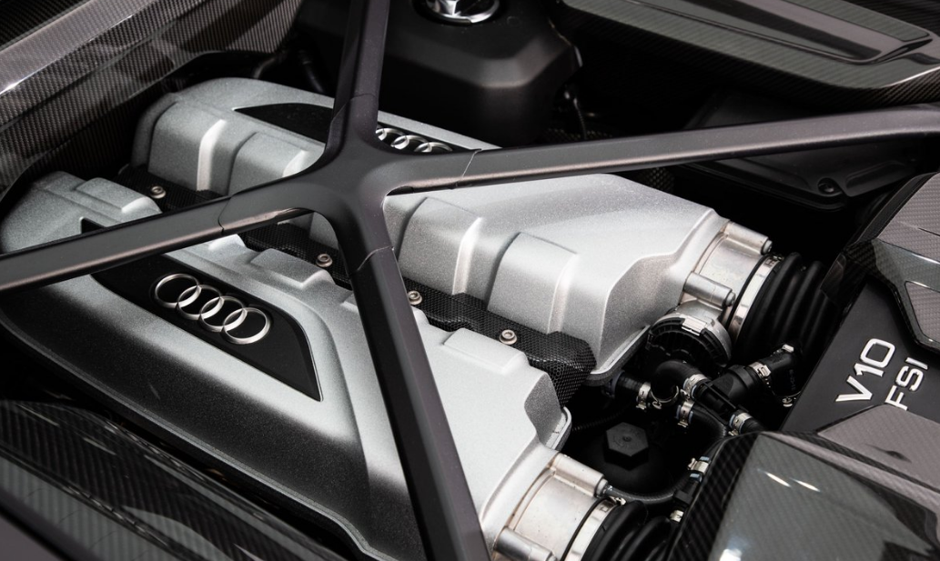 2022 Audi R8 Engine