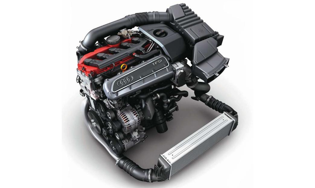 2022 Audi RS3 Engine