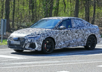 2022 Audi RS3 Exterior