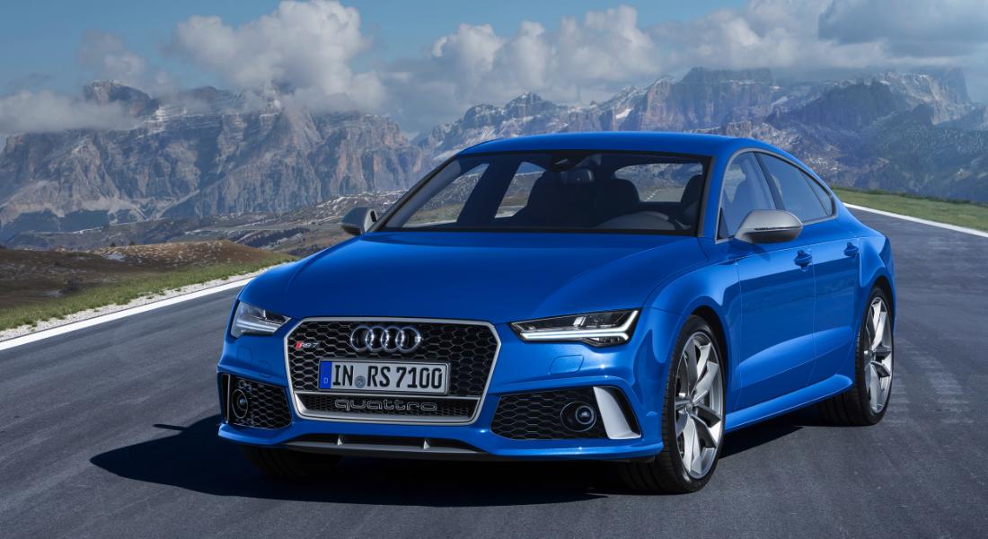 2022 Audi RS7 Exterior