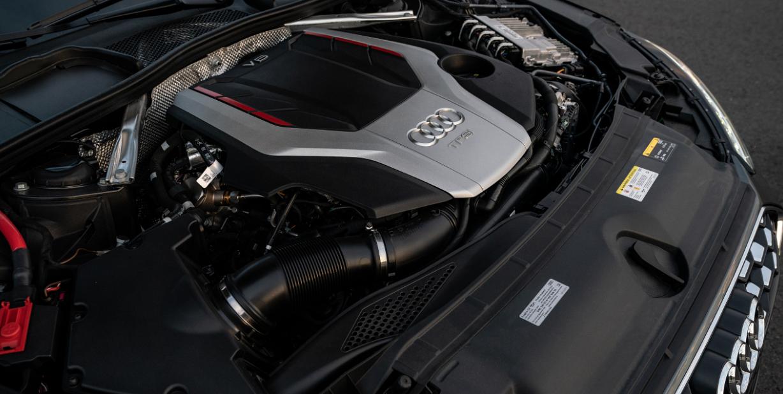2022 Audi S5 Engine