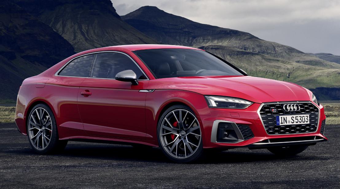 2022 Audi S5 Exterior