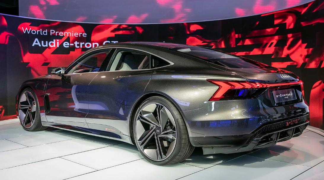 2022 Audi e-Tron Engine
