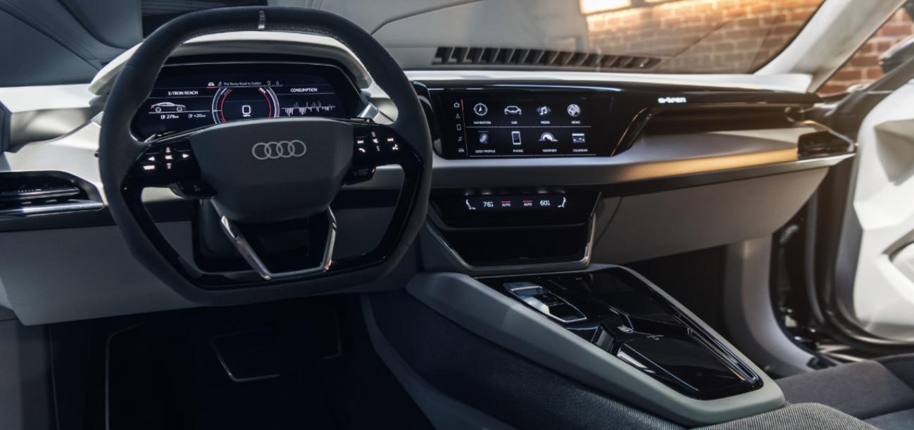 2022 Audi e-Tron Interior